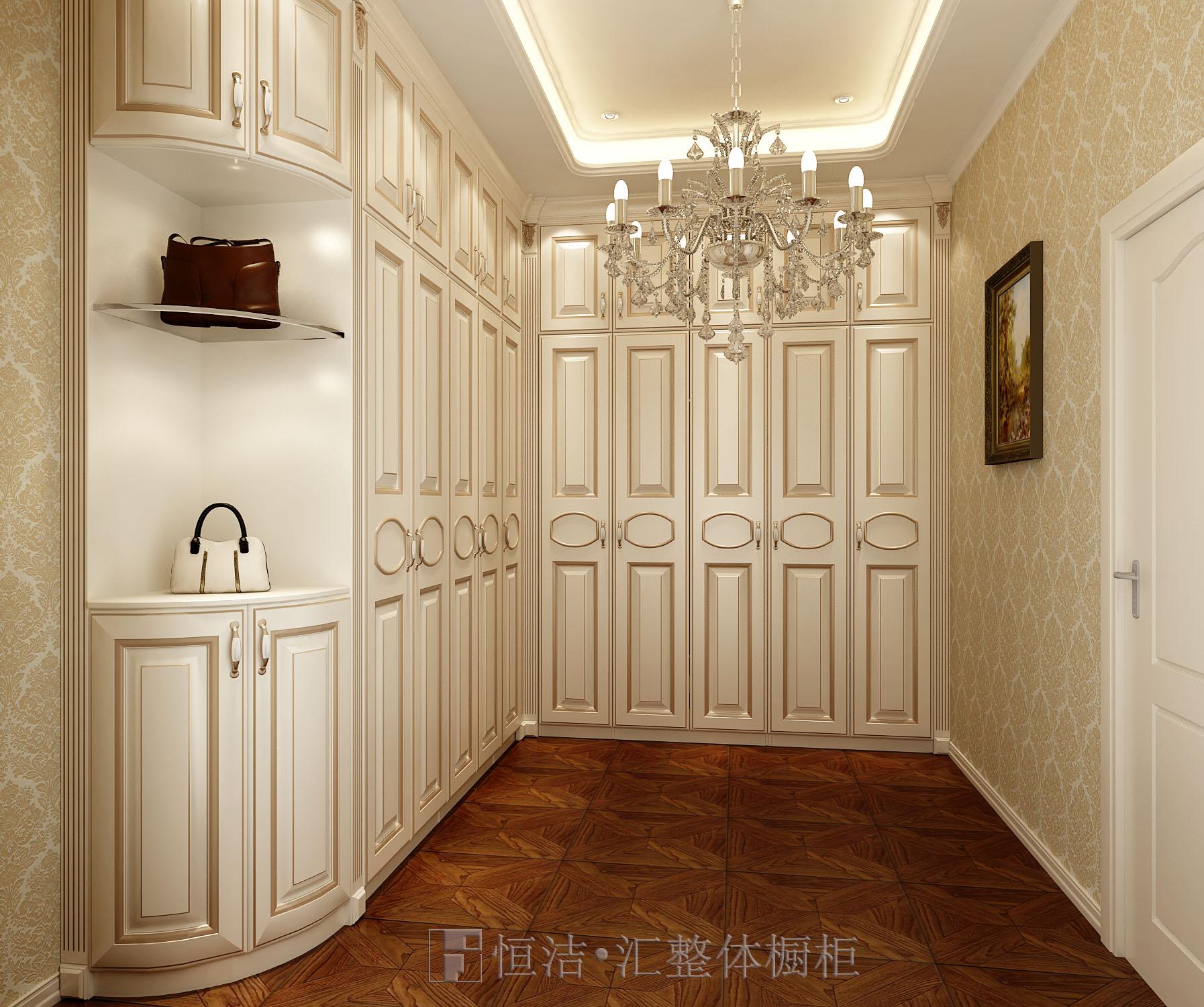 欧式风格 整体橱柜 产品展示 恒洁汇砖体整体橱柜-汇